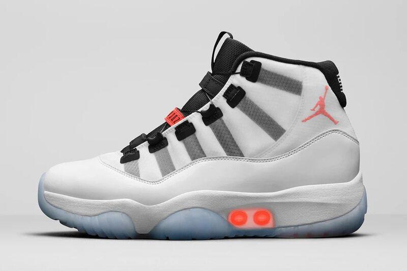 Self-Lacing Basketball Shoes