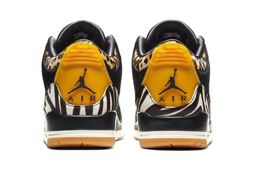 Exotic Animal-Inspired Sneakers