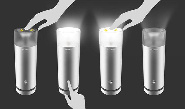 Efficient Purifying Illuminators