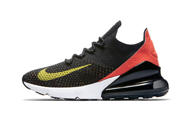 96923f2f3ed4 Airy Knit-Constructed Sneakers   Air Max 270 Flyknit