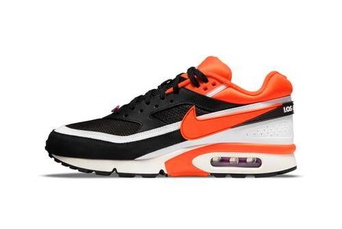 LA-Themed Tonal Sneakers
