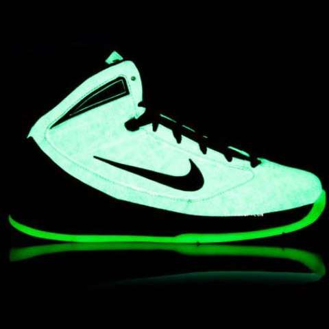Glowing Court Kicks