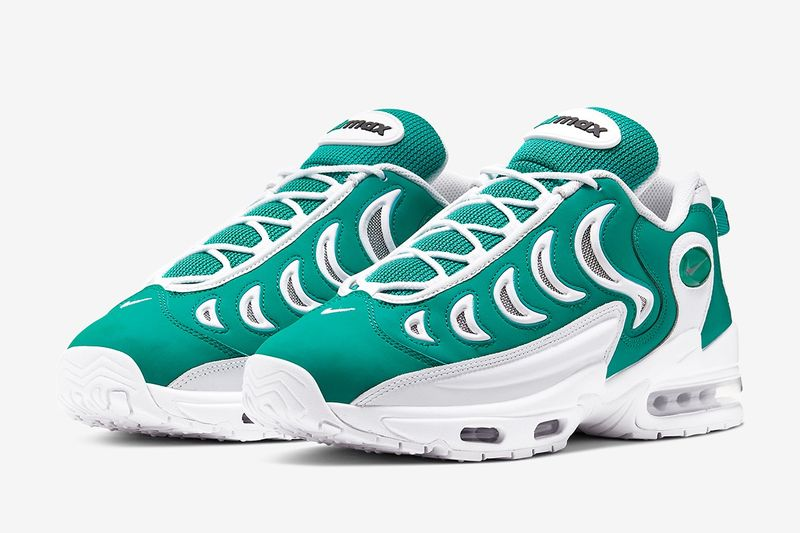 Revived 90s Teal Sneakers