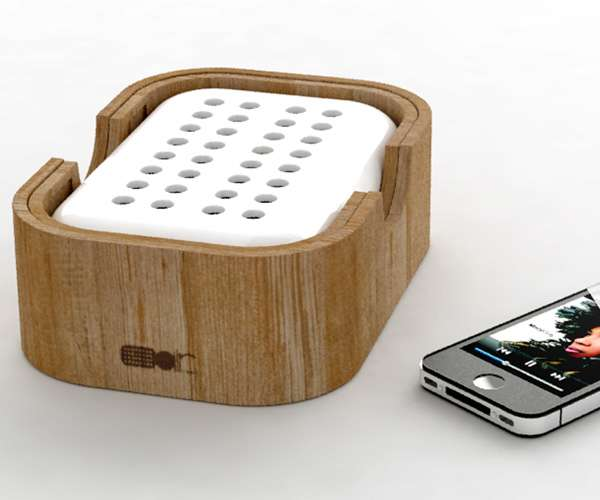 Soapbox Phone Speakers