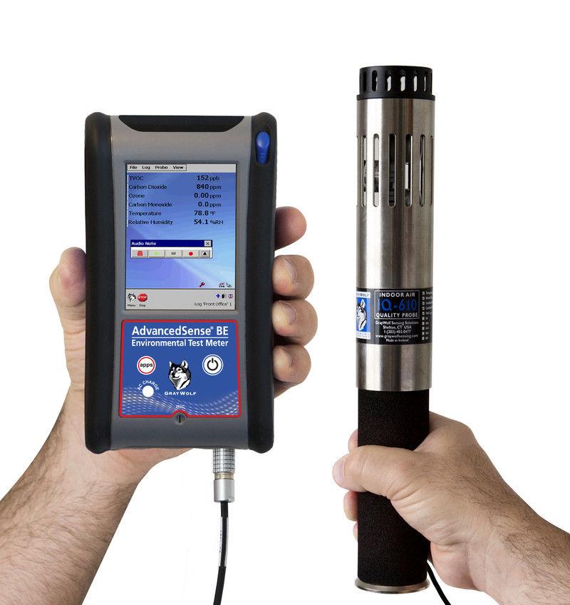 Handheld Air Quality Sensors