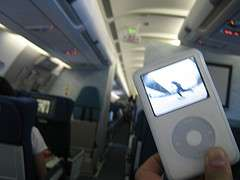 Air-Pods at 30,000 Feet
