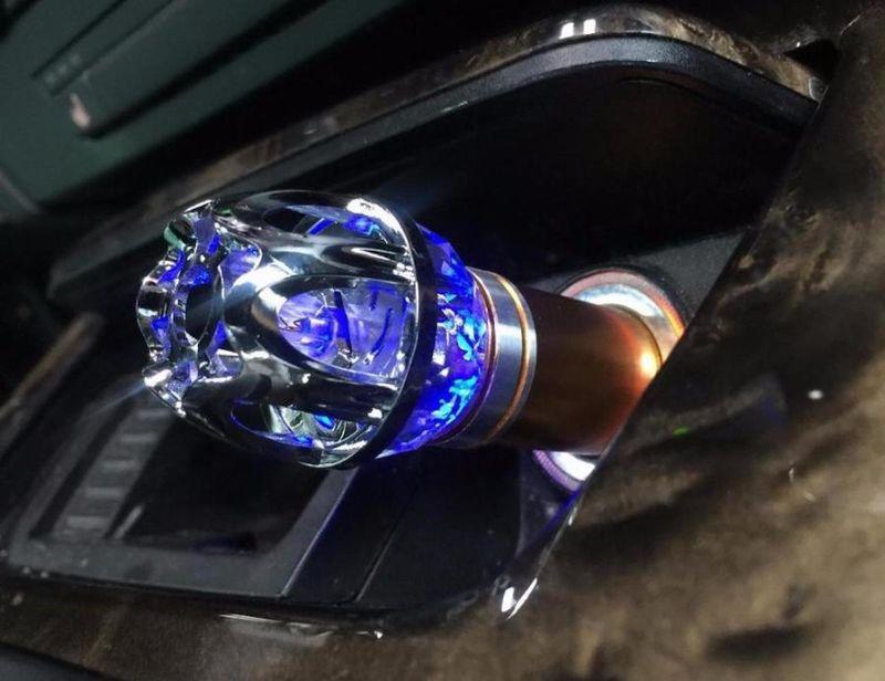 Bacteria-Killing Car Purifiers