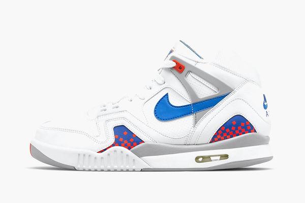 Pixelated Spacesuit Sneakers