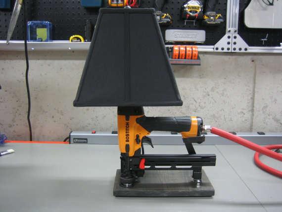 Toolbox Desk Lights