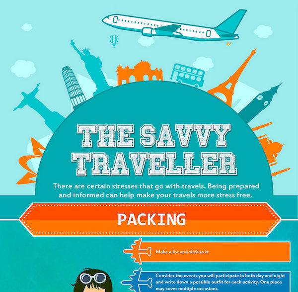 Stress-Reducing Travelling Tips