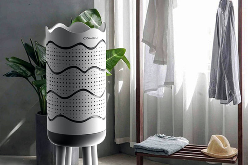 Color-Changing Air Purifiers