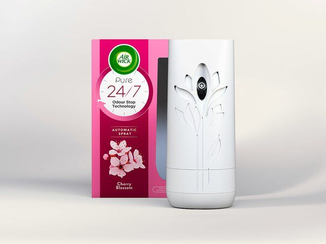 Redesigned Automated Air Fresheners