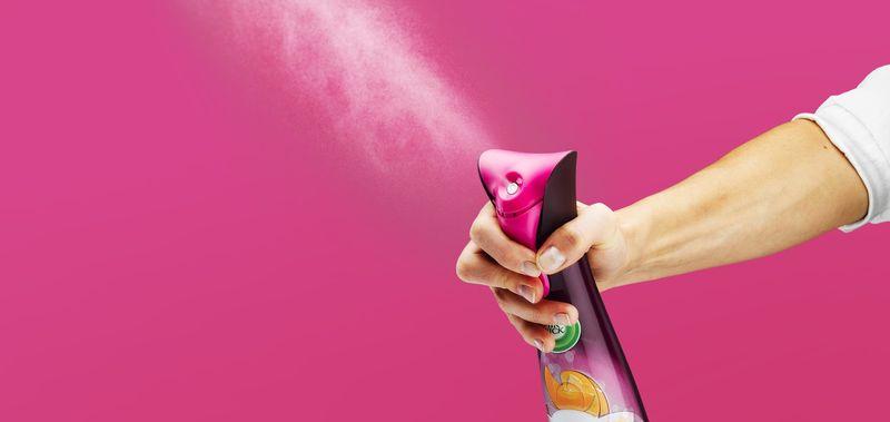 Ergonomic Air Freshener Packaging