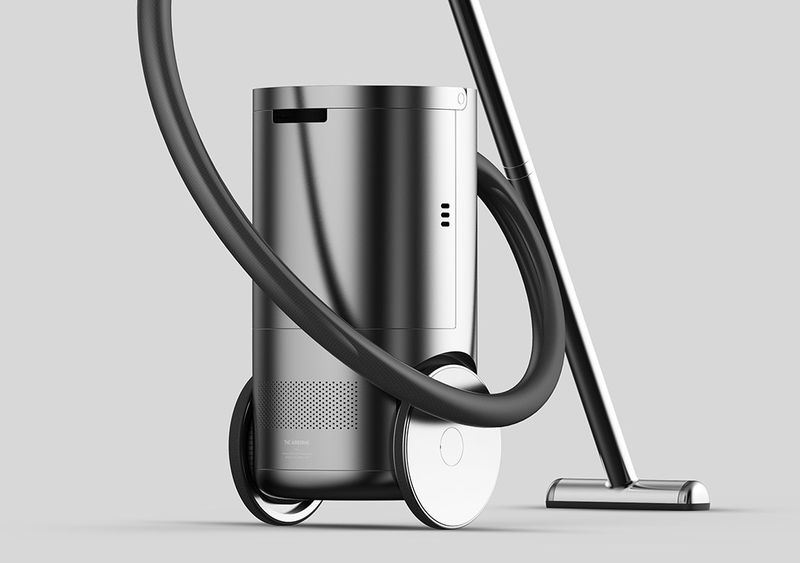 Self-Balancing Vacuums