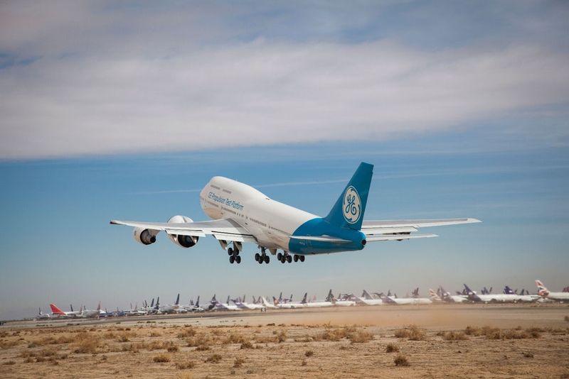 Gigantic Jet Engines