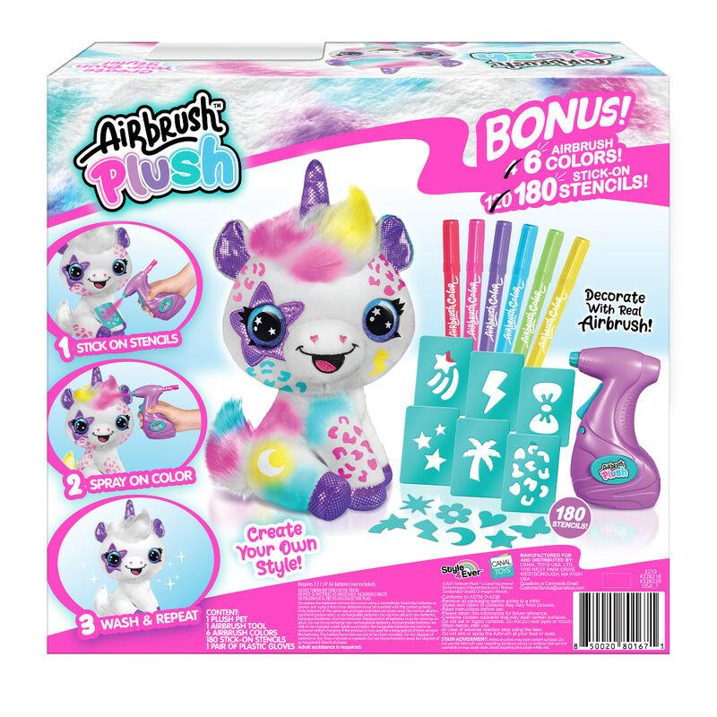 Washable Airbrush Toys