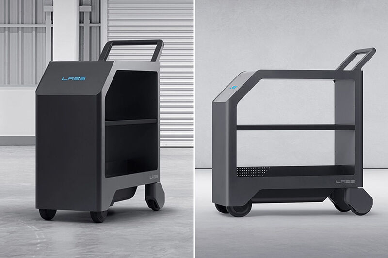Power-Assist Cargo Carts