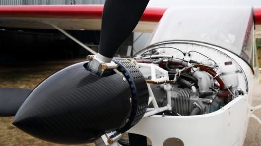 Retrofitted Aircraft Engines