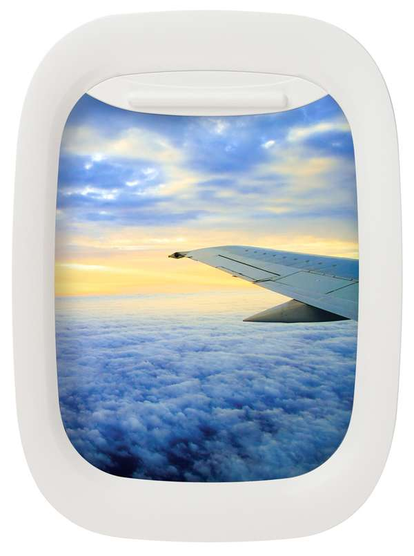 Jet Window Art Frames