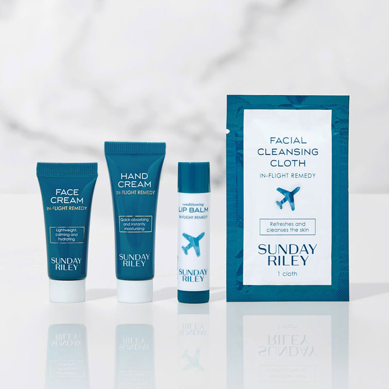 Luxury Skincare Amenity Kits