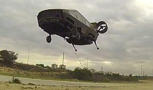 Autonomous Ambulance Drones