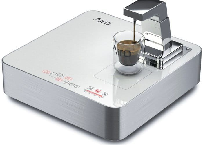 Smartphone-Charging Coffee Makers