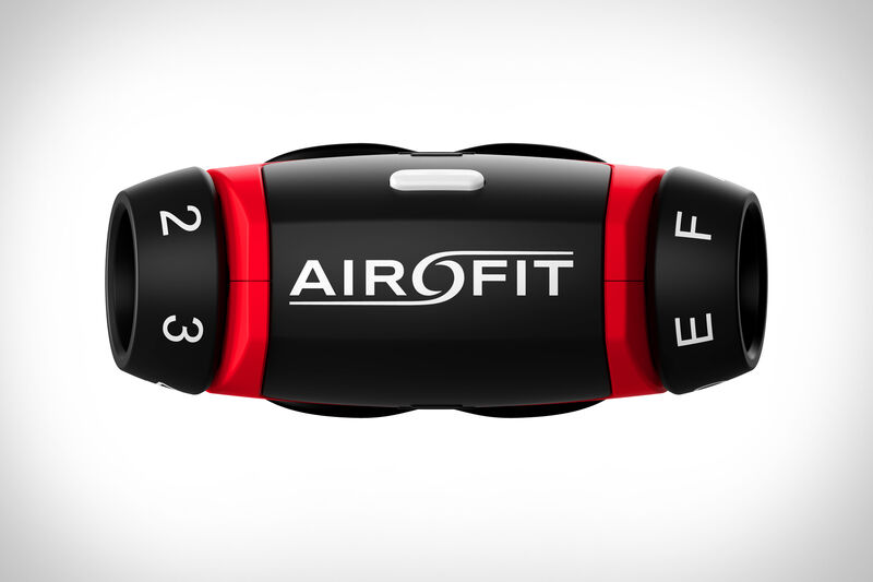 Connected Aerobic Breathing Devices