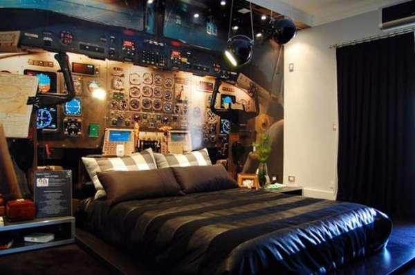 Basketball Bedroom Sets : lebron james home court