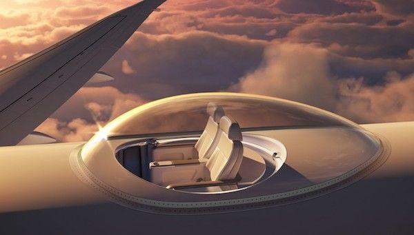 Panoramic Airplane Decks