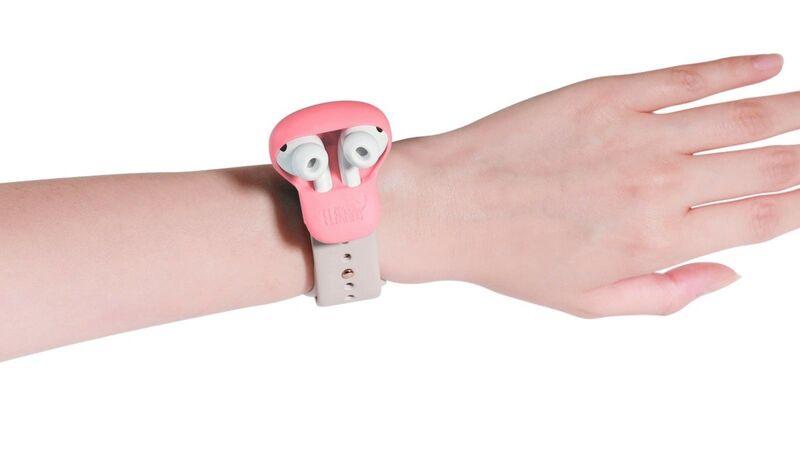 Smartwatch Headphone Carriers