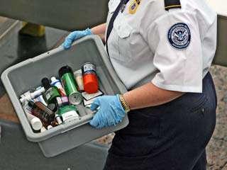 Airport Fails to Catch Explosives, Detonators