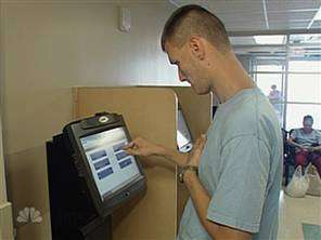 ER Check-in Kiosks