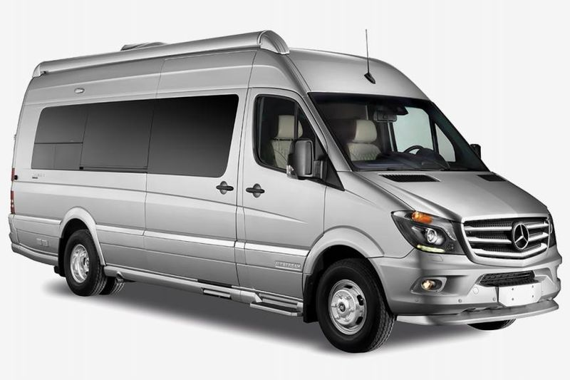Luxe Modern Camping Vans