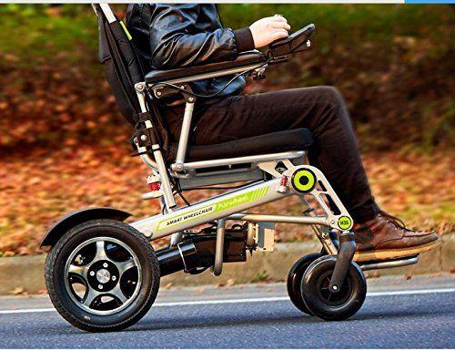 Lightweight Automatic Wheelchairs