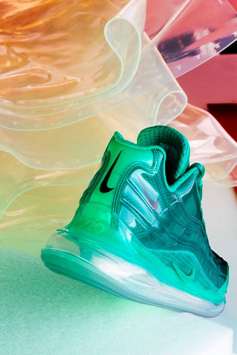 Customizable Bubble-Like Sneakers