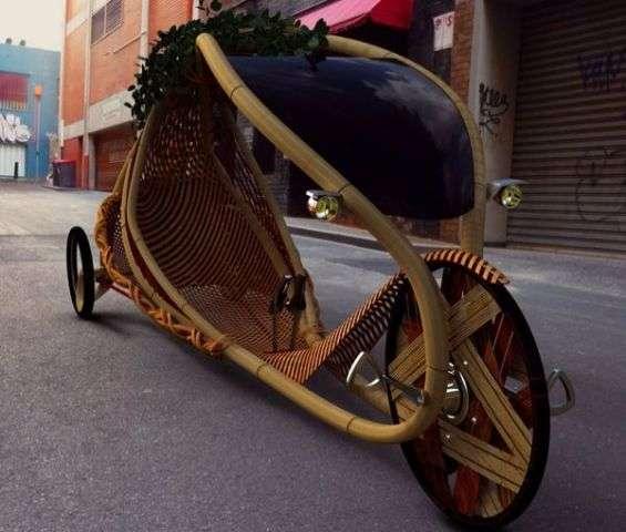 Bamboo Velomobiles