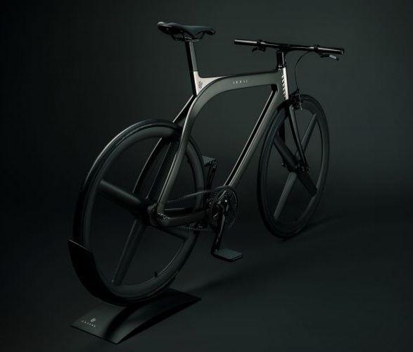 Handcrafted Carbon Monocoque Bicycles