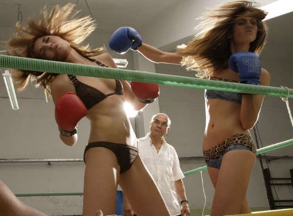 Battling Babe Boxers