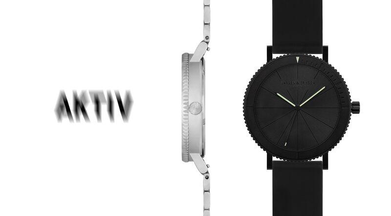 Modern Minimalist Dive Watches