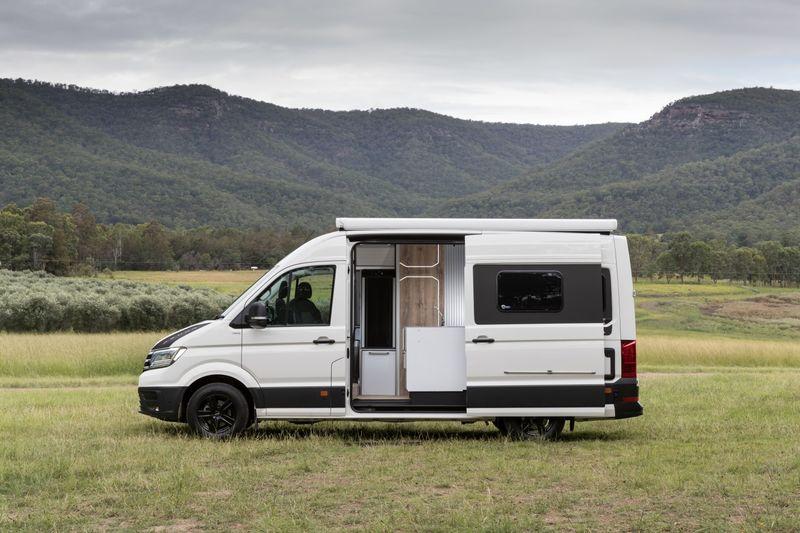 Well-Appointed Off-Grid Camper Vans