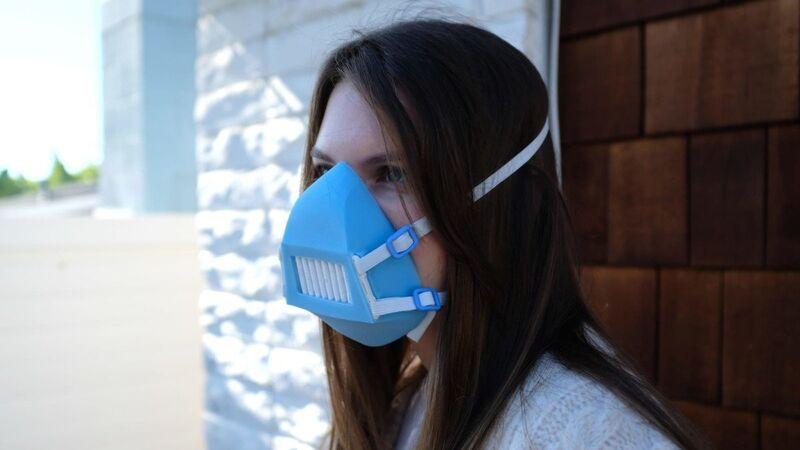 Triple-Protection Face Masks
