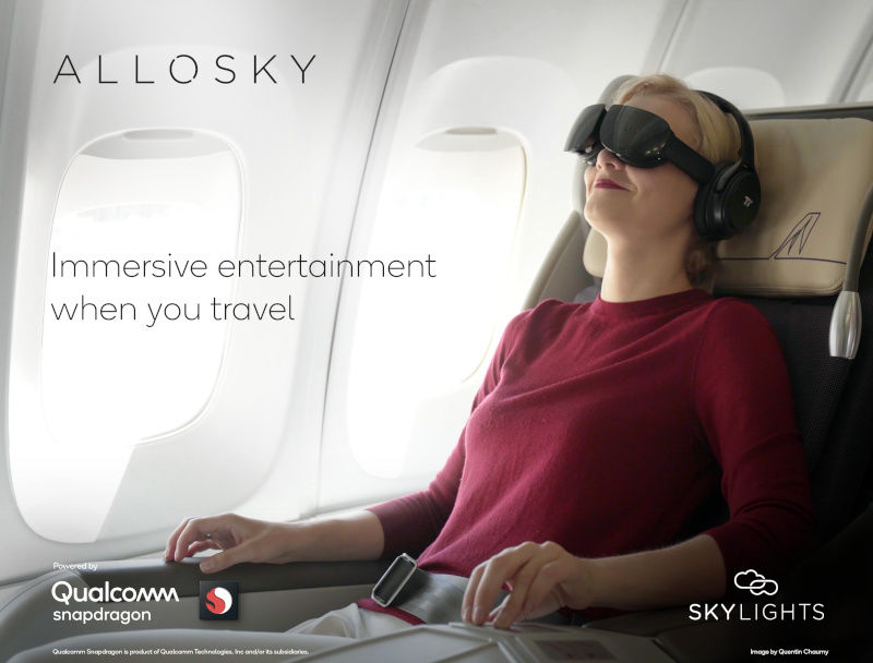 VR Airline Entertainment Systems