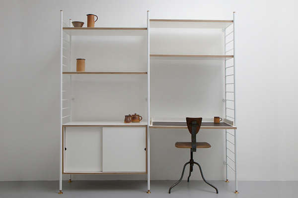 Minimalist Utility Furniture