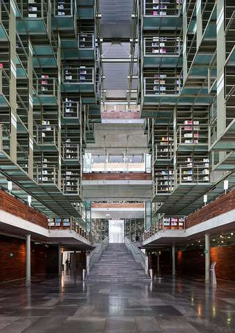 Eco Integrated Libraries Alberto Kalach