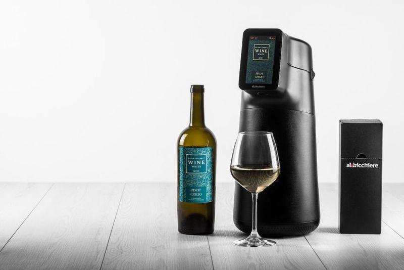 Wine-Optimizing Countertop Appliances