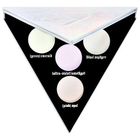 Prismatic Holographic Eyeshadows