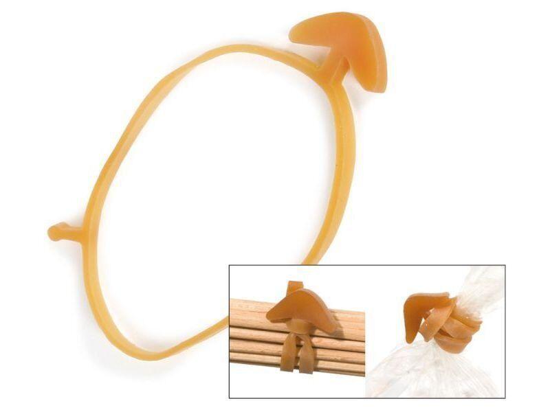 Redesigned Hook Rubber Bands