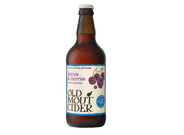 Flavorful Zero Alcohol Ciders