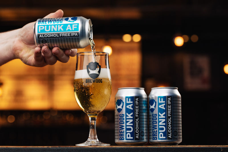 Flavor-Focused Non-Alcoholic Beers