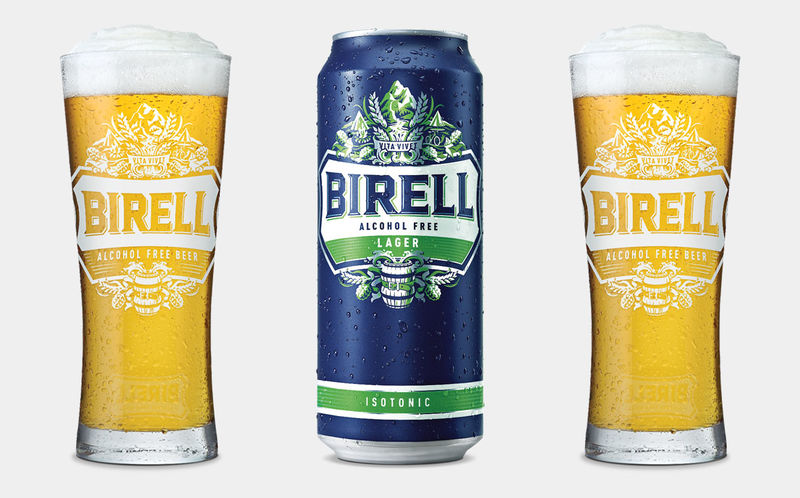 Virgin Natural Ingredient Beers